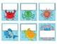Ocean-Themed Desktop Helper Name Plate and Bulletin Board Name Tags