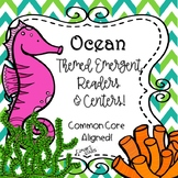 Ocean Themed Emergent Readers