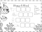 Ocean Themed Activities and Worksheets Pack