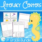 Ocean Themed Literacy Activity Bundle