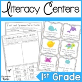 Ocean Themed Literacy Activities for K-2