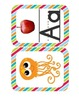 Ocean Themed Mini Alphabet Strip