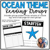 Ocean Themed Reading Groups