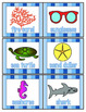 Ocean Themed Vocabulary Sort and Classify Activity/Literacy Center