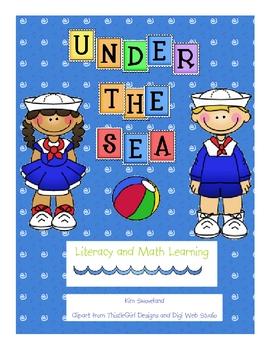 Ocean, Under the Sea Thematic Unit
