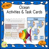 Ocean Worksheets Activities Games Printables and More