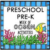 Ocean Unit-Preschool-PreK