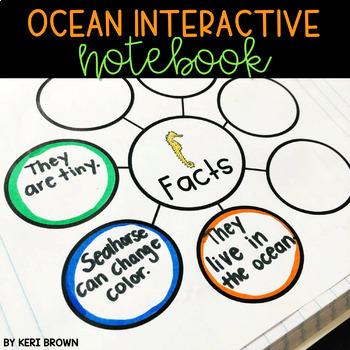 Ocean Unit: Interactive Notebook