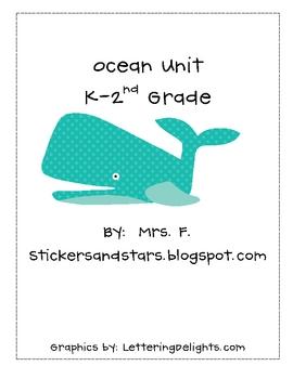 Ocean Unit K-2
