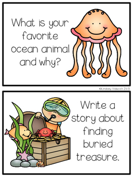 Ocean Unit (Literacy Centers ONLY)
