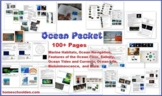Ocean Unit - Marine Habitats, Tides, Currents, Ocean Zones