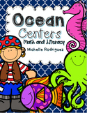 Ocean Unit: Math and Literacy Centers