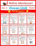 Ocean Unit | Ocean Animals | Ocean Theme