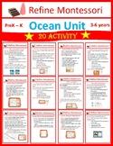 Ocean Unit | Ocean Animals | Ocean Theme