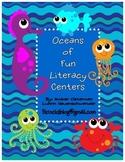 Ocean Unit - Splish Splashin' Away With Literacy Centers!