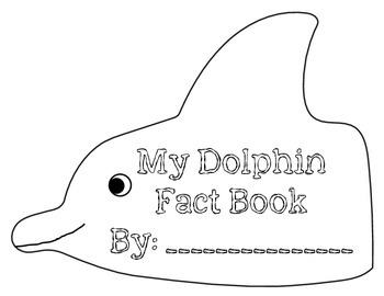 Ocean Unit: Student Made Books Collection