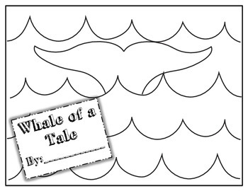 Ocean Unit: Whale of a Tale Book