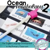 Ocean Vocabulary Unit