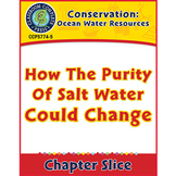 Ocean Water Resources: How the Purity of Salt Water Could Change Gr. 5-8