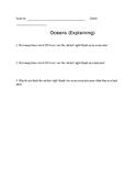 Ocean Woksheets