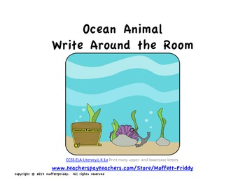 Ocean Write Around the Room