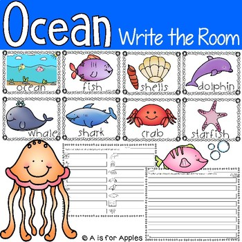 Ocean Write the Room