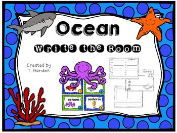 Ocean - Write the Room