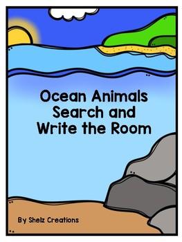 Ocean Write the Room