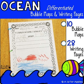 Ocean Writing Activities