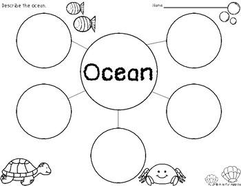 Ocean Writing Activities