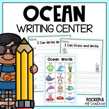 Ocean Writing Center Mini-Packet