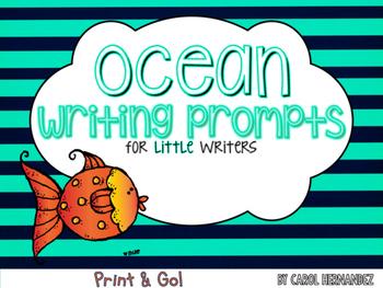 Ocean Writing Papers