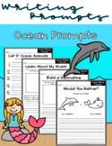 Ocean Writing Prompts