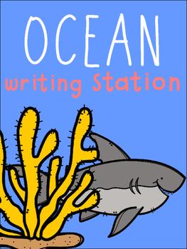 Ocean Writing Station