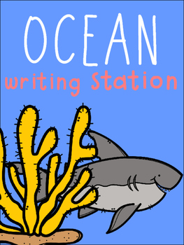 Ocean Writing Station