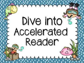Ocean Zone Accelerated Reader Tracking Chart