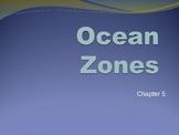 Ocean Zones Power Point