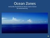 Ocean Zones, Differentiated...Grade Level Content, Simple