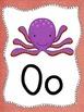 Ocean and Beach Theme Alphabet-#2