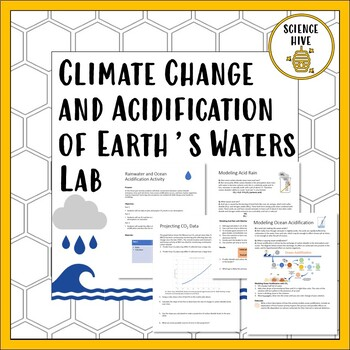 Climate Change and Acidification of Earth's Waters Lab