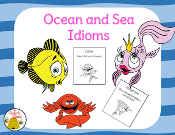 Ocean and Sea Idioms