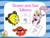 Ocean and Sea Idioms