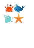 Ocean bingo - Topic centres
