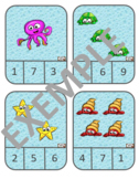 Ocean counting cards
