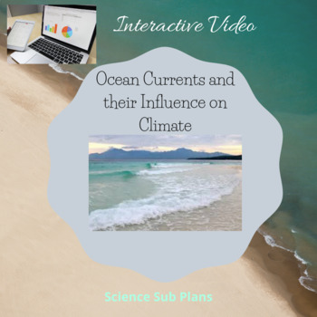 Ocean currents and their influence on climate