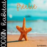 Ocean flip book freebie