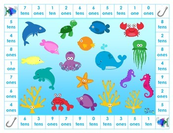Ocean of Place Value
