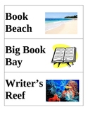 Ocean or Beach Theme Centers