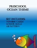Ocean preschool theme