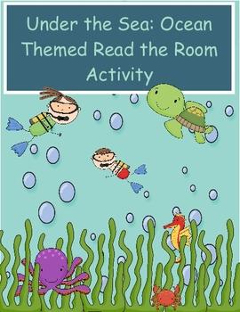Ocean theme Mega Bundle: 211 pages!